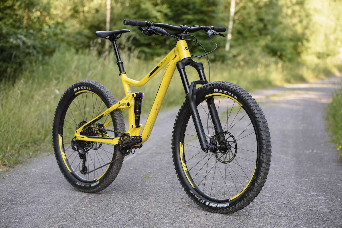First Ride Review: 2018 Merida One-Forty 800 – Singletrack Magazine