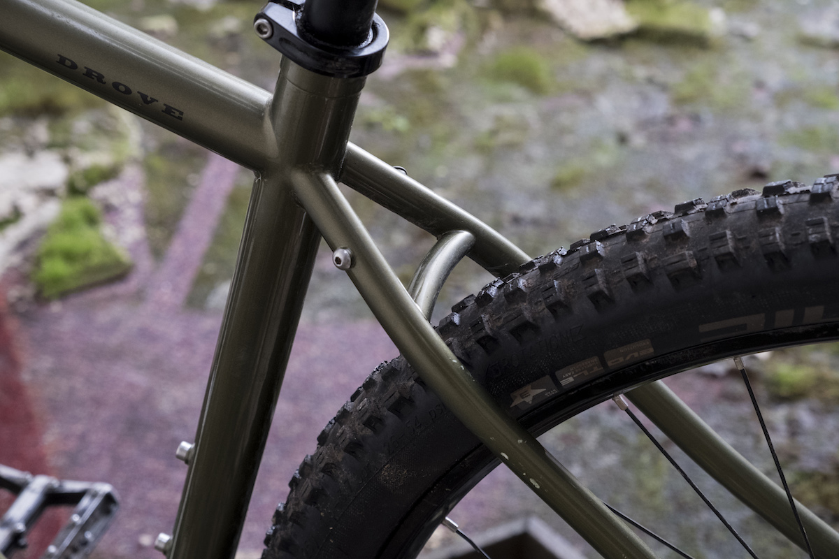 Zombie Apocalypse Bike Review: Shand Drove | Singletrack Magazine
