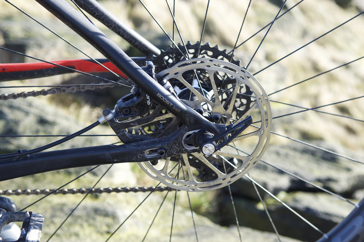 c1e23980ce0 Review: Trek Stache 9.8 - Singletrack Magazine