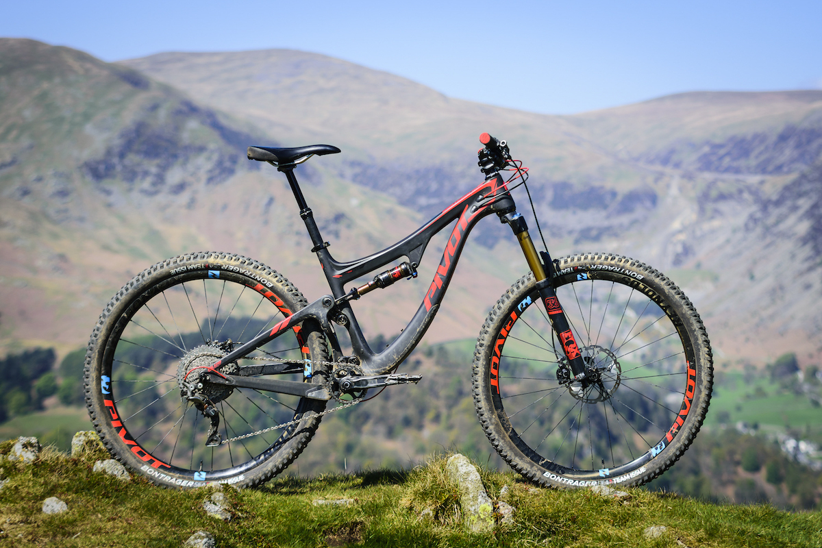 Review Pivot Switchblade 29 Pro Xt Singletrack Magazine
